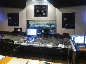 Mosfilm orchestra recording 1